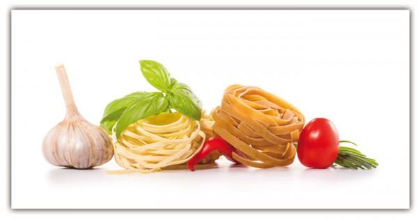 Spritzschutz italienische Zutaten 100x50