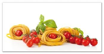 Spaghetti mit Tomaten 100 x 50